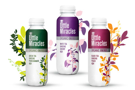 UK launch: Little Miracles drink