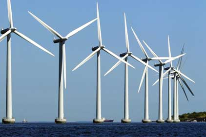 Renewable: wind power