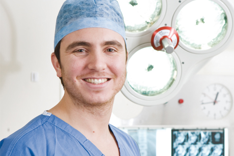 Manpower: HCL provides staff to the NHS including surgeons