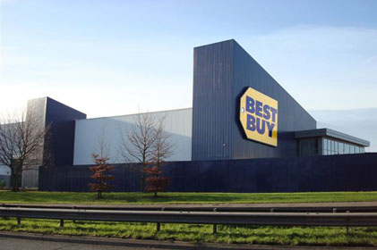 Repitching UK PR: Best Buy