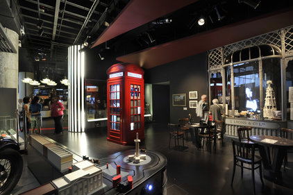 More commercial: Museum of London