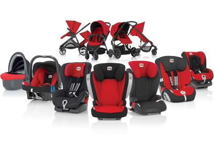 Britax: wants to be seen as a lifestyle brand