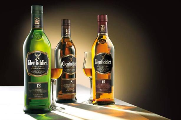Whisky winners: two agencies have won Glenfiddich's account