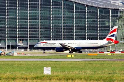 Heathrow: comms work focus