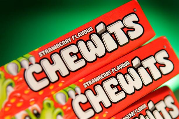Chewits: wants to appeal to an older audience