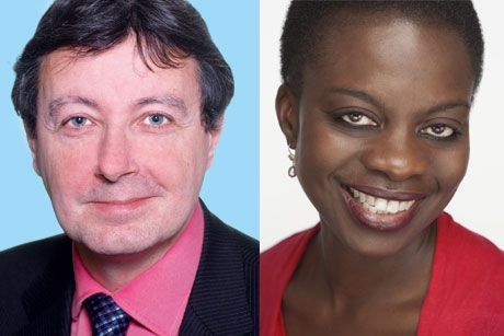 Zetter and Ampoma: candidates for CIPR presidency