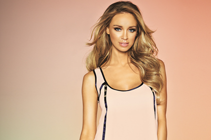 TOWIE star Lauren Pope: models Little Mistress