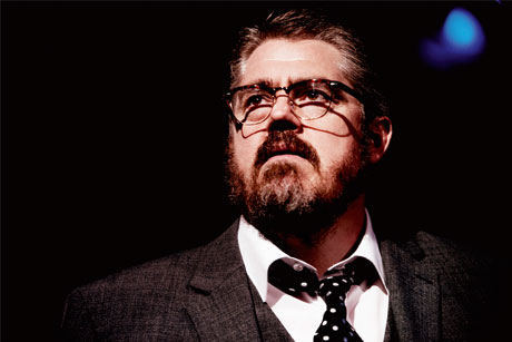 Coalition: Phil Jupitus plays Francis... Whitford