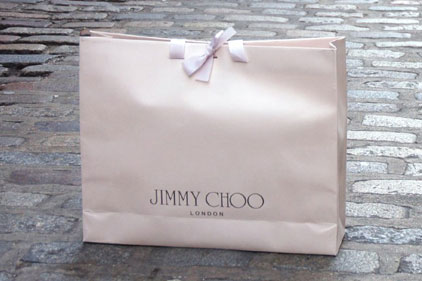 Social media savvy: Jimmy Choo
