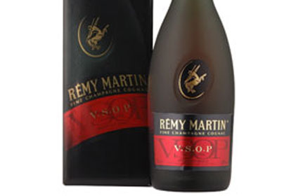 French cognac: Remy Martin