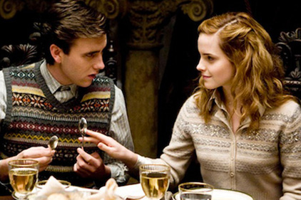 In character: Matthew Lewis as Neville Longbottom