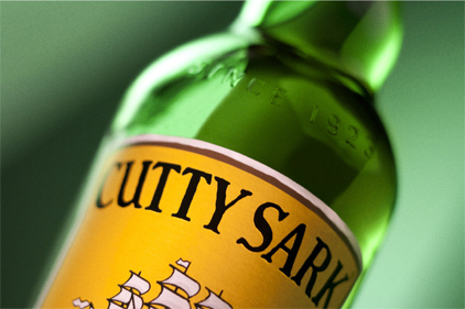 Cutty Sark: aiming to target a younger audience