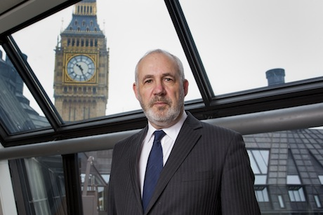 Jon Trickett: 'Government is trying to avoid meaningful legislation even now' (credit: Alex Deverill)