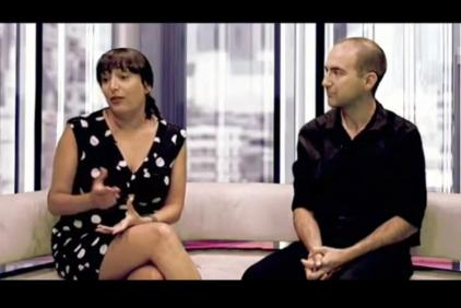 PRWeek TV: Kindred's Lorna Gozzard and Claremont's Simon Francis