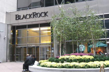 HQ: BlackRock's London base