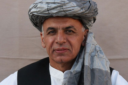 Dr Ashraf Ghani: looking to social media