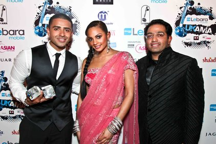 Awards: Jay Sean, Alesha Dixon and CEO of Lebara Yoganathan Ratheesan