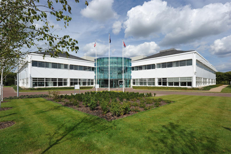 Celgene's UK base in Uxbridge