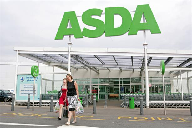 Asda: preparing to grow by spending £500m in 2012