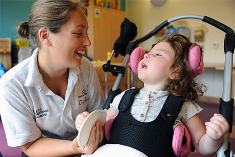 Hospice at home: Child care