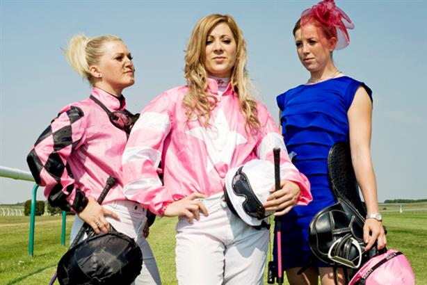 Lady jockeys: put on the ultimate show