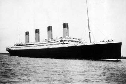 Titanic: Commemorative cruise to take place in 2012