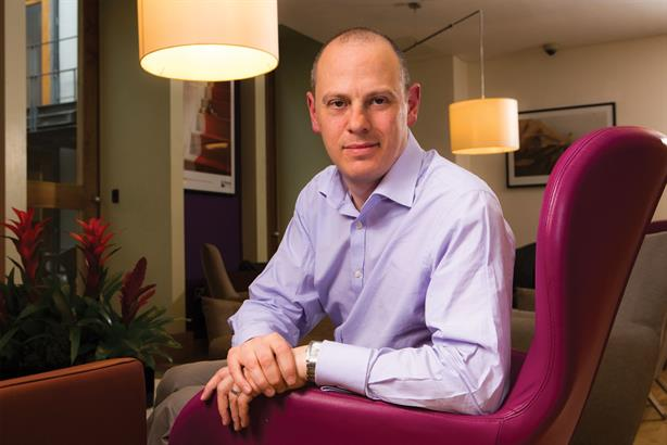 Steve Marinker: London MD, Havas PR (Picture credit: Julian Dodd)