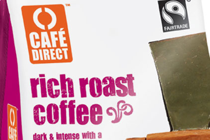 Going back to its roots: Cafédirect