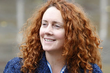 Rebekah Brooks: facing Sara Payne allegations