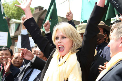 Joanna Lumley: PRWeek's Communicator of the Year