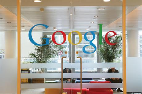 Google: £12bn wiped off value