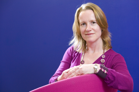 Carolan Davidge: Brand and Pr director, Cancer Research UK