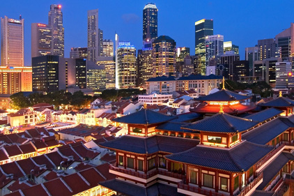 Attempting to shake off 'sterile' image: Singapore