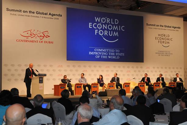 Global appeal: The WEF hosts the Summit on the Global Agenda