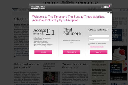 Paywalls: A PR trend for 2011