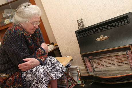 Vulnerable people: Home Heat Helpline