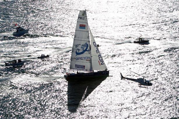 Sport: Yacht race sails into the mainstream