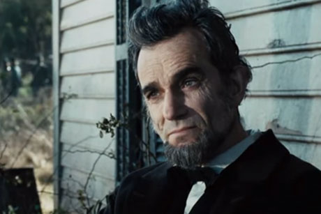 Spielberg's film Lincoln: A surprising spokesperson