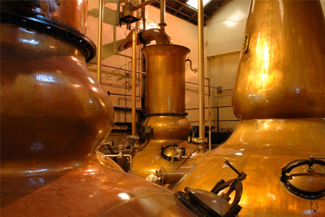Premium: In 2011 the Scotch whisky industry was valued at £4.2bn