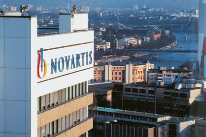 On the move: Jaimie Brown is joining Novartis