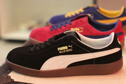 Canoe PR: to relaunch the 1980s Puma trainer