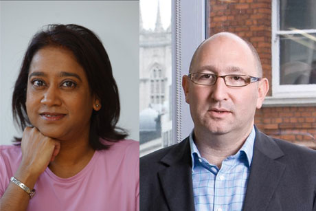 Network:Tanya Joseph and Robert Phillips are leading the project