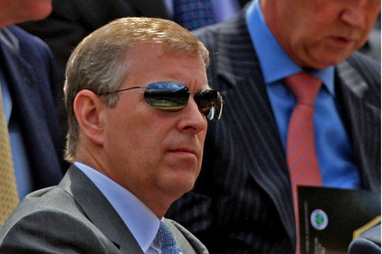 Prince Andrew: Controversy over Epstein friendship