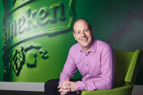 Jeremy Beadles: Heineken's corporate relations director