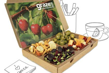 Graze.com: aims to grow consumer awareness