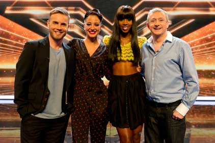 X Factor: new judges but same controversy