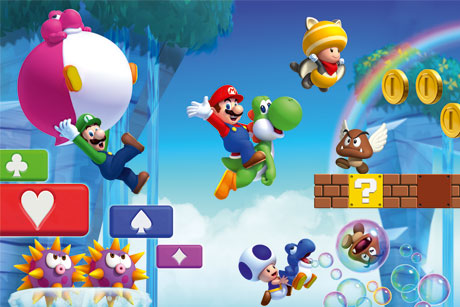 Mario: Nintendo consumer software launches to be handled by 77PR