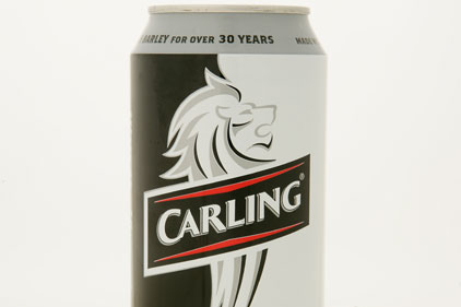 Molson Coors: seeks agency to promote Carling