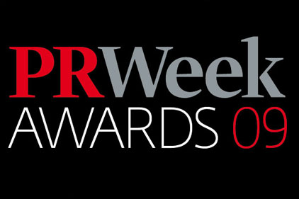 PRWeek Awards 2009: deadline extended