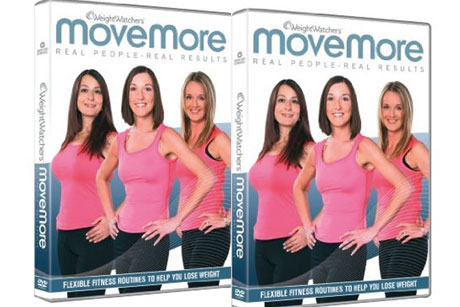 WeightWatchers: Move More campaign